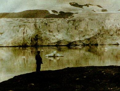 Blomstrand-Gletscher 1928
