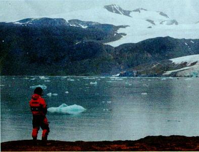 Blomstrand-Gletscher 2002